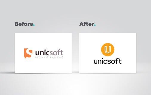 Unicsoft Brand Change