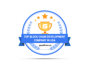 Top BlockChain Development Companies at GoodFirms