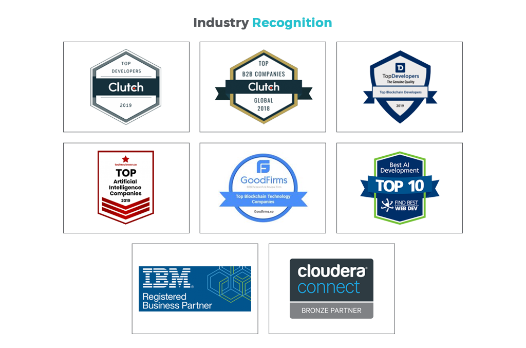 Ukrainian Software Developers industry recognition