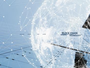 Blockchain Fintech cover