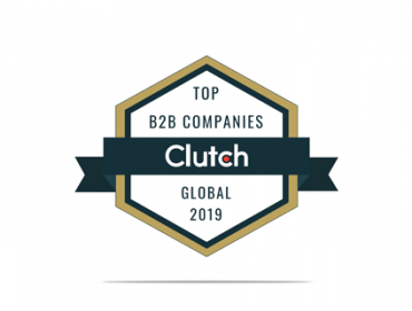 Top BlockChain Development Companies Clutch.co cover