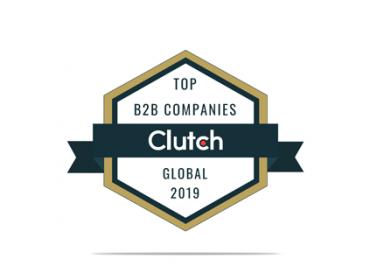 Top BlockChain Development Companies Clutch.co cover